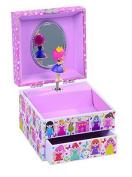 Fairy palace Musical Jewellery Box