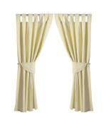 Baby Elegance Star Ted Curtains and Tabs