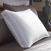 Restful Nights Down Surround Density Pillow King-Size Natural Pillows - Firm