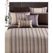 Hotel Collection Quadrus Stripe 400T Two Euro Sham Spaced Stripe