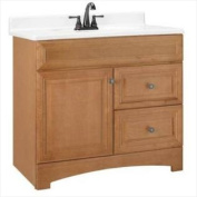 CHR36DY American Classics Cambria 90cm . W x 50cm . D x 90cm . H Vanity Cabinet Only in Harvest