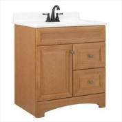 CHR30DY American Classics Cambria 80cm . W x 50cm . D x 90cm . H Vanity Cabinet Only in Harvest