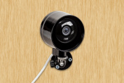 Outdoor Case and Flexible Wall Mount for Nest Cam & Dropcam Pro - 100% Weatherproof - 100% Day & Night Vision - With Heat Sink to Avoid Overheating