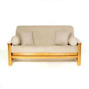 Ls Covers Sussex Buckskin Bolster Pillow