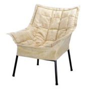 Milano Metal-Frame Chair with Outer Cover