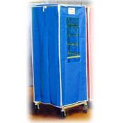 Bun-Pan-Rack Cover - Blue - 60cm x 70cm x 160cm