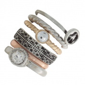 NEXTE Jewellery Multi-tone Assorted Rings