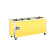 Vollrath 37095 Signature Server Classic 90cm Ada Combination Hot/Cold Food Statio