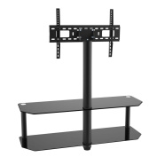 ProHT 05449 TV Stand with Mount fits TVs up to 150cm - Black