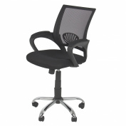 Ergonomic Mesh Computer Office Desk Task Midback Task Chair w/Metal Base New