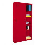 Elite Sliding Door Storage Cabinet