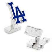 MLB PD-LAD-PP Palladium La Dodgers Cufflinks