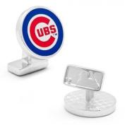 MLB PD-CUB-PP Palladium Edition Chicago Cubs Cufflinks