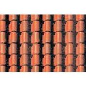 1:48 Spanish Tile Sheet, 19cm x 30cm (2) JTT97435 JTT SCENERY PRODUCTS