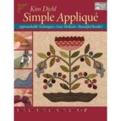Simple Applique - That Patchwork Place