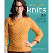 Interweave Press-No-Sew Knits