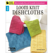 Leisure Arts-Loom Knit Dishcloths