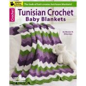 Leisure Arts-Tunisian Crochet Baby Blankets