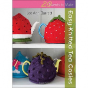 Search Press Books-20 To Make Easy Knitted Tea Cosies