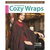 Leisure Arts-Completely Cosy Wraps To Crochet
