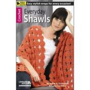 Leisure Arts-Everyday Shawls