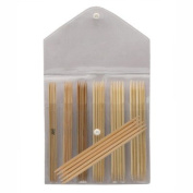 Knitter's Pride Bamboo Double Pointed Needle Socks Kit, 15cm
