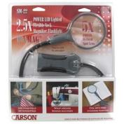 Carson SM-22 BOAMAG Magnifier & Flashlight