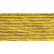 DMC Six Strand Embroidery Cotton 100 Gramme Cone-Golden Olive Light