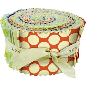 Rowan Amy Butler Forever Amy Design Roll Set of 30 2.5x43-inch (6.4x109cm) Precut Cotton Fabric Strips