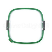 "Embroidery Hoop - 30cm (11.8"") - For Tajima, Toyota, and PRO Commercial Embroidery Machines - Half Height Hoop"