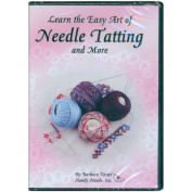 Handy Hands Learn The Easy Art of Needle Tatting DVD 45 Minutes