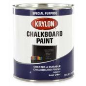 Krylon Black Interior Chalkboard PaintNew by