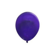 Balloons and Weights 2186 9 & quot; Deep Purple Latex Balloons 144 pc pak of 5