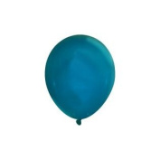 Balloons and Weights 145 5 & amp;quot; Aqua Marine Latex Balloons 144 pc -pack of 5