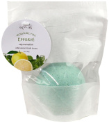 Spa...ah Bath Fizzies Efferve - Rejuvenation (Ginger-Grapefruit-Basil) - 150ml