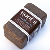 Bogue Milk Soap - No.13 Grease Monkey XL 180ml- Three Aggrigates to Exfoliate, Remove Grease and Smells and Essential Oils of Orange, Petitgrain & Vetiver to Heal Cuts and Abrasions