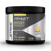 Athlet STRIKE HD Pink Lemonade 168 g 170ml - Pre-Workout Endurance Extreme Energy Recovery