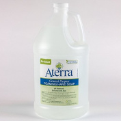 (4) 3.8l Bottles - Aterra Foaming Hand Soap