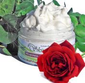 Skin2Spirit Organic Shea Body Mousse - Summer Roses