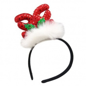Healthcom Cute Christmas Headband Headwear Hairband for Baby Kids Girls Toddlers