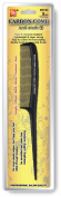 Beauty Town Carbon Tail Comb 220 X 3mm