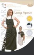 Salon Wear Deluxe Long Apron - Colour Black