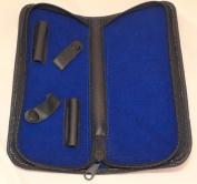 Dreamcut Zippered Kit Pouch/Case---Black