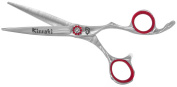 Kissaki Hair Scissors 15cm Sui-Riu Satin Finished Hair Cutting Shears Hairdressing Scissors