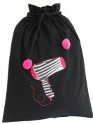 Hair Dryer Bag Zebra