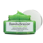 BambuBrasion Youthful Face Scrub | Nature's Best Microdermabrasion Treatment for Radiant Skin