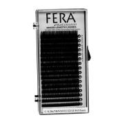 Eyelash Extensions FERA Platinum Mixed D Curl 0.25 7-15