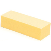 For Pro Yellow Pedicure Block 220/220 Grit, 15 Count