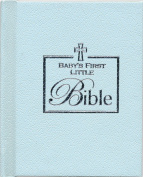 Brownlow Kitchen Baby Boy First Bible, Blue
