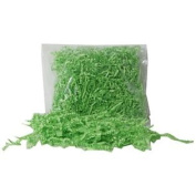 Lime Green 9.1kg Carton of Shred Tissue Paper